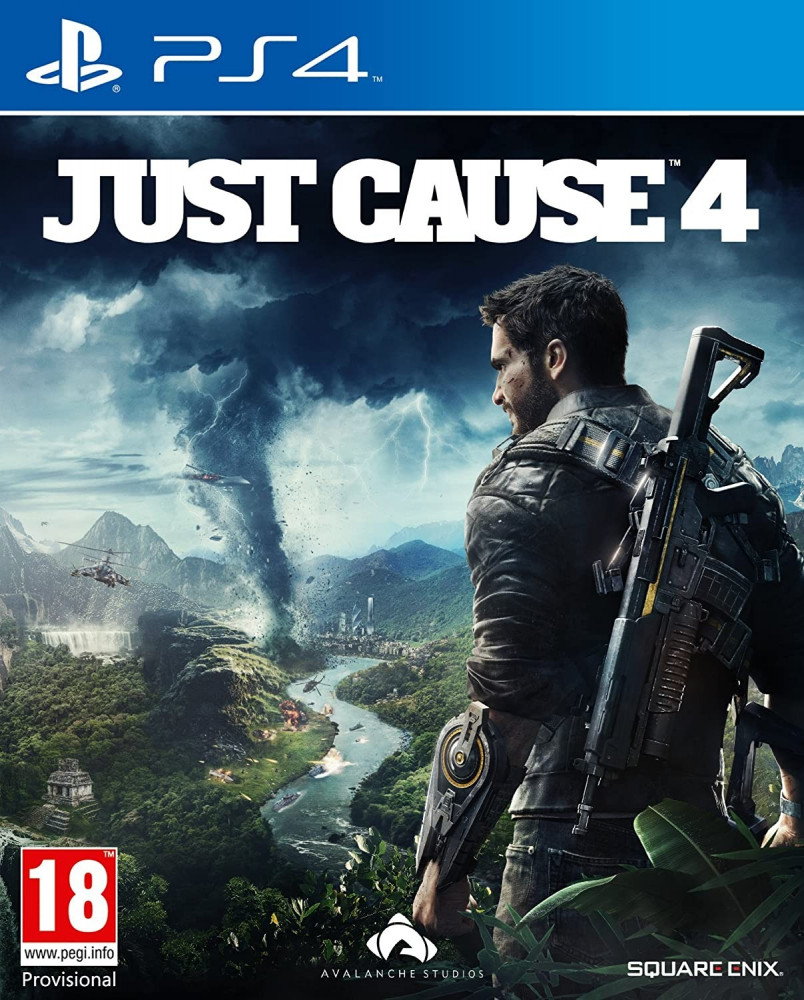 Just Cause 4 Standard Edition PS4