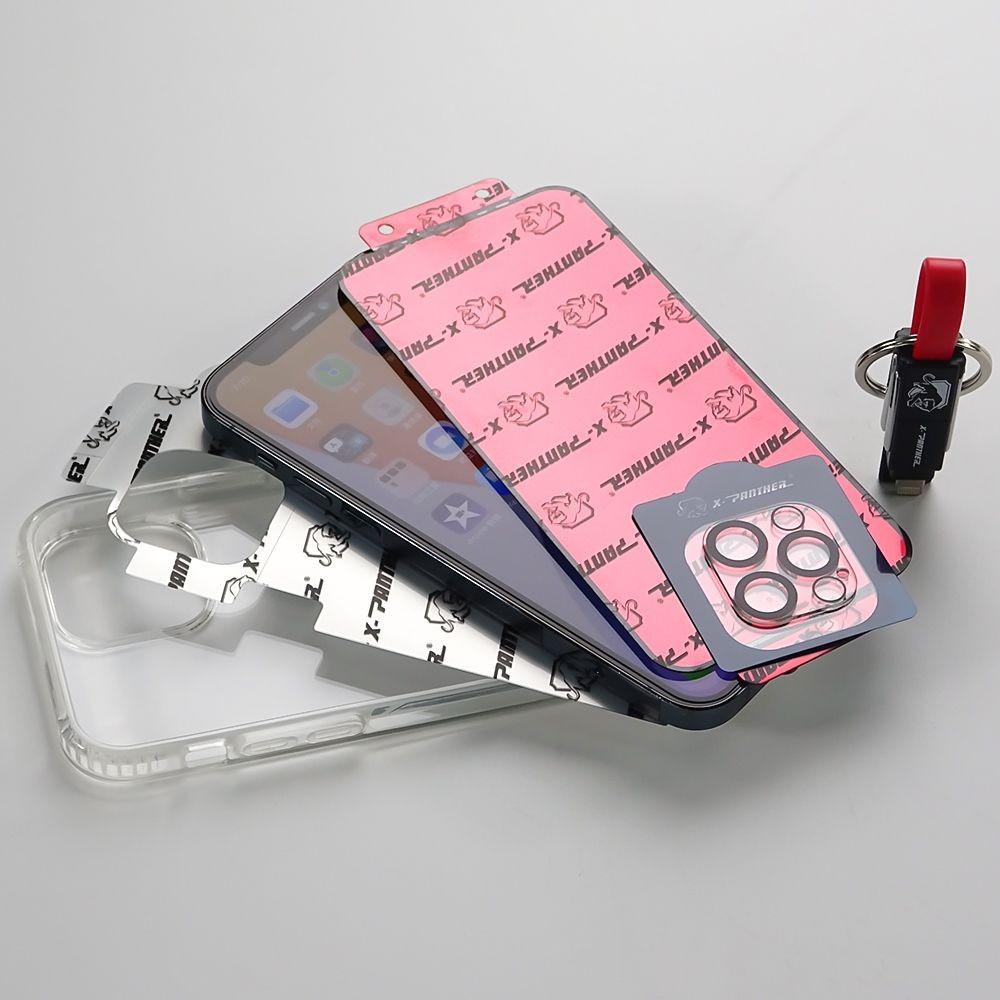 بكج حماية VIP المطور ايفون 12 برو من شركة اكس بانثر