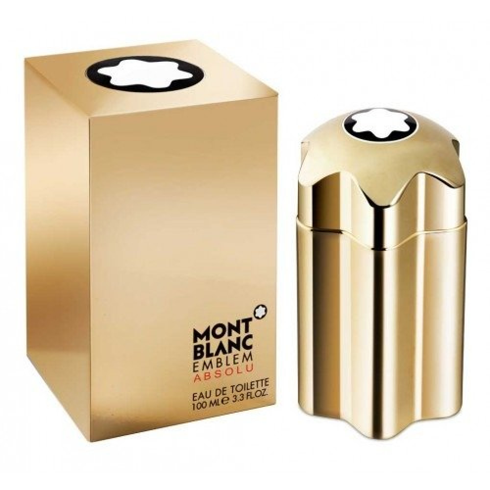 Mont Blanc Emblem Absolu Eau de Toilette 100ml خبير العطور