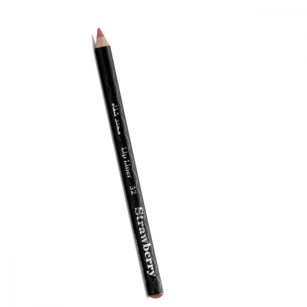 Strawberry  Lip Liner Pencil  No-32