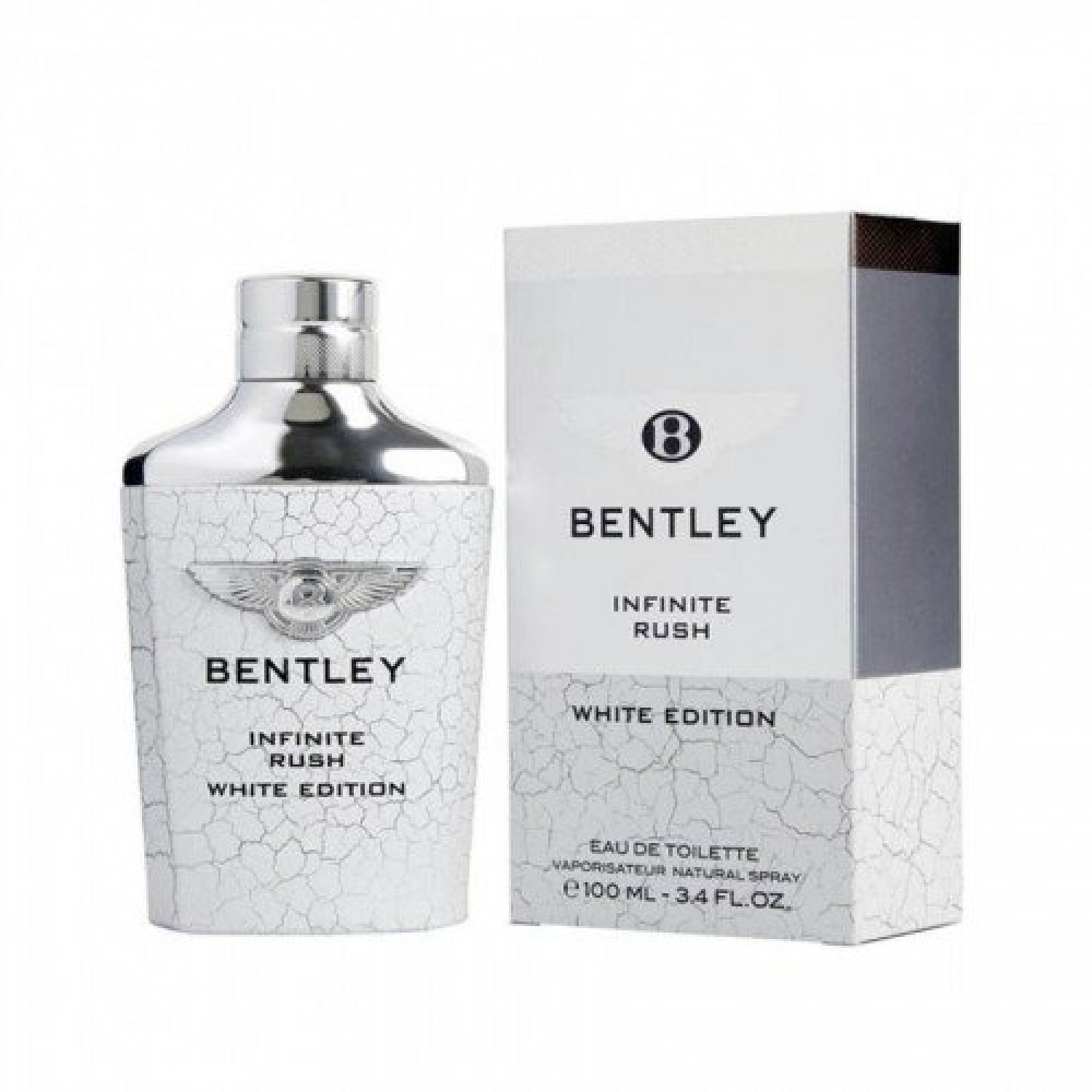 Bentley Infinite Rush White Edition Eau de Toilette 100ml خبير العطور