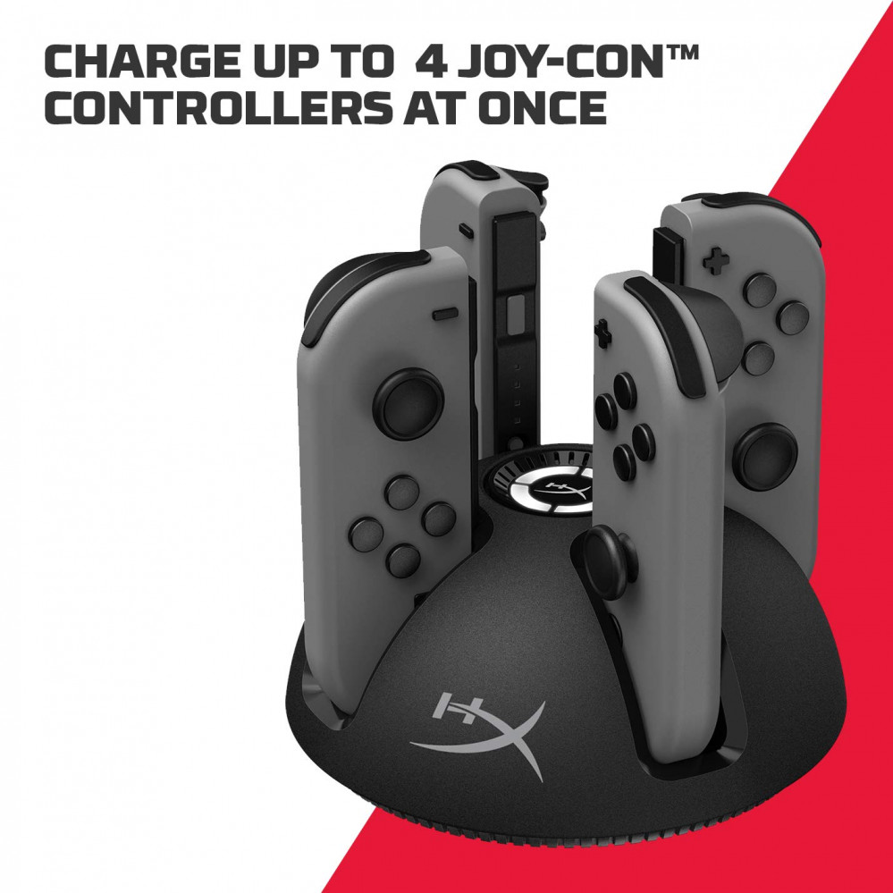 HyperX HX-CPQD-U Chargeplay Quad - Joy-con Charging Station