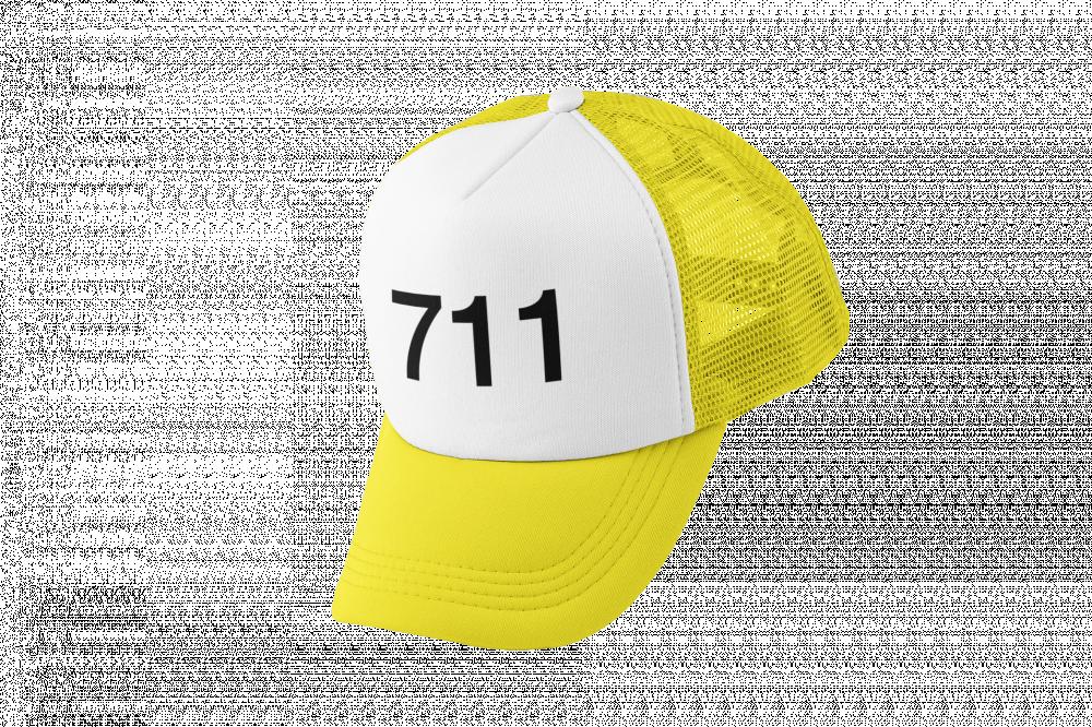 كاب طباعة برمز 711