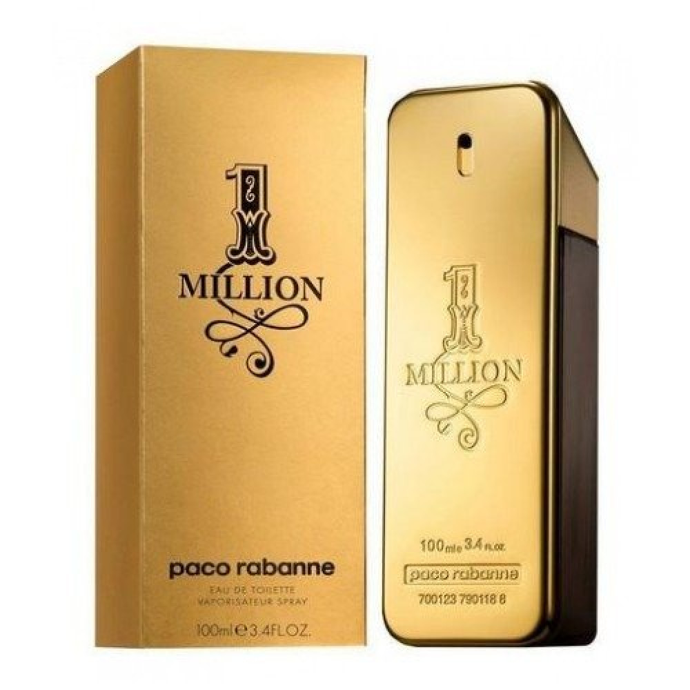 Paco Rabanne One Million for Men Eau de Toilette 50ml خبير العطور