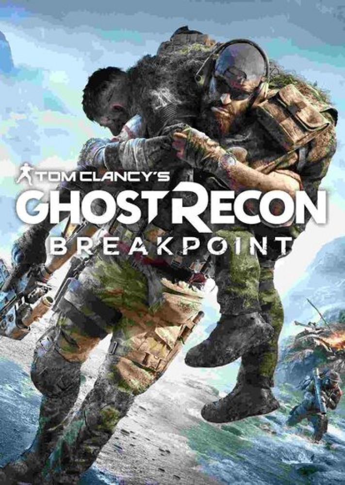 لعبة Tom Clancys Ghost Recon Breakpoint على يو بلاي uplay جوست ريكون