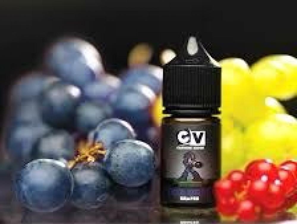 نكهة سي في عنب سولت نيكوتين CV GRAPES Salt