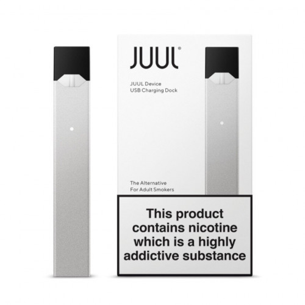 سحبة سيجارة جول - JUUL Starter Kit - شيشة سيجارة نكهات فيب سعودي Vape