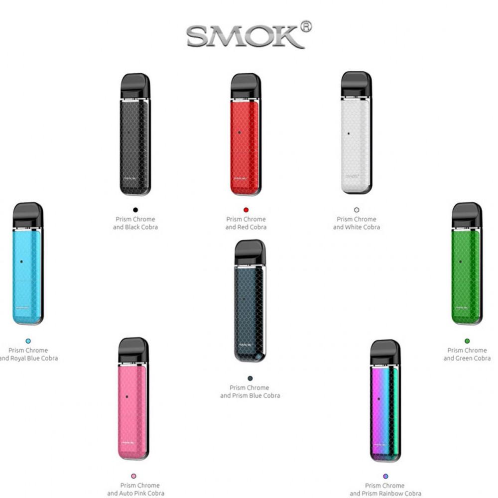 سحبة سيجارة سموك نوفو - SMOK NOVO KIT - شيشة سيجارة نكهات VAPE فيب
