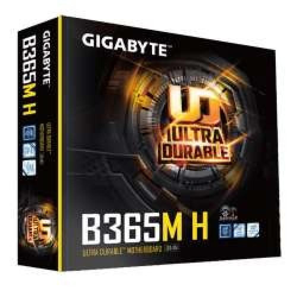 GIGABYTE B365M H