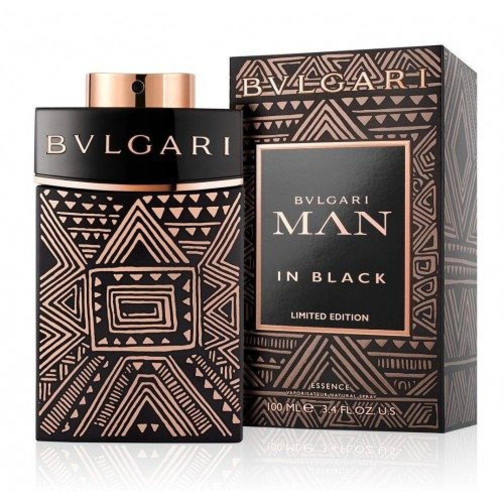 Bvlgari Man In Black Essence Eau de Parfum 100ml خبير العطور