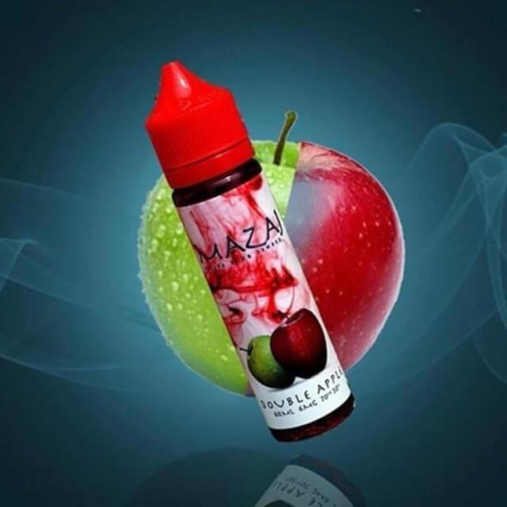 نكهة مزاج تفاحتين - MAZAJ Double Apple - 60ML