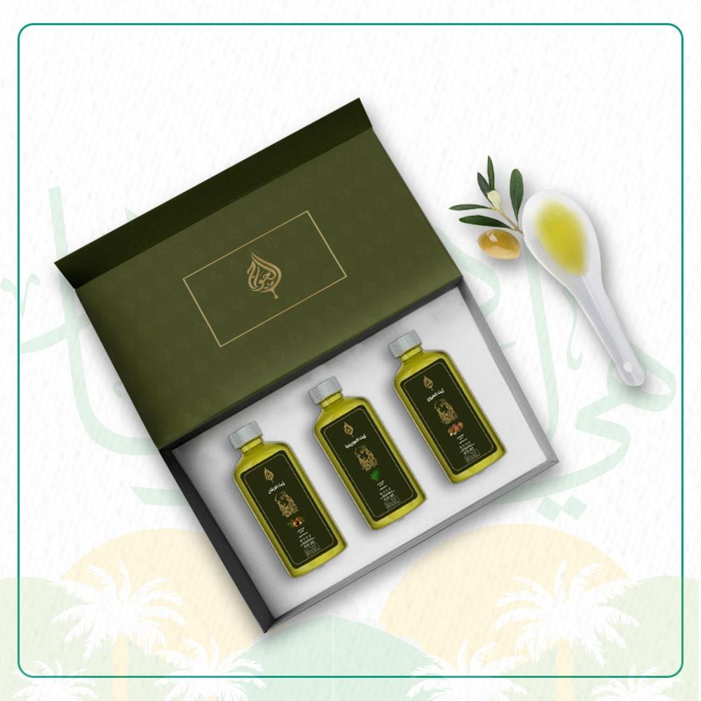 بوكس الزيوت الطبيعية - متجر الحواج للعسل والزيوت الطبيعية
