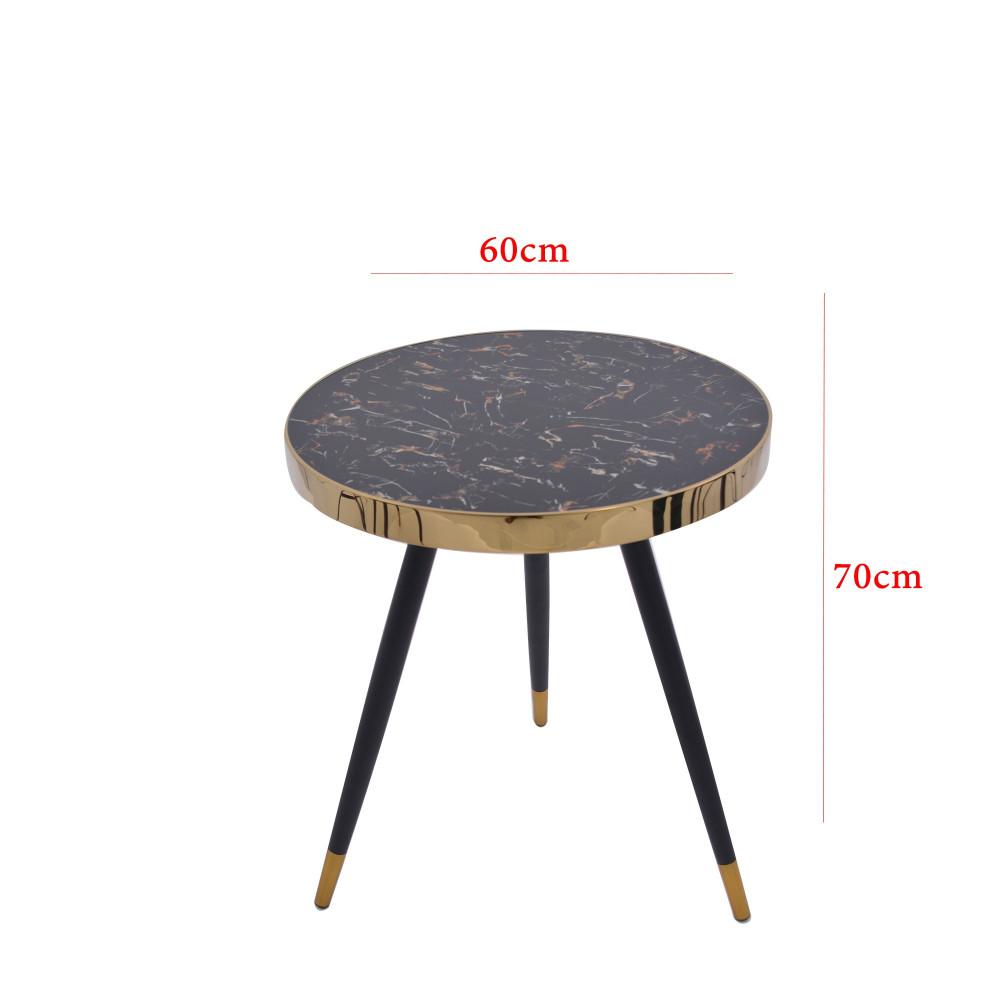 طقم طاولة و 2 كرسي رصاصي