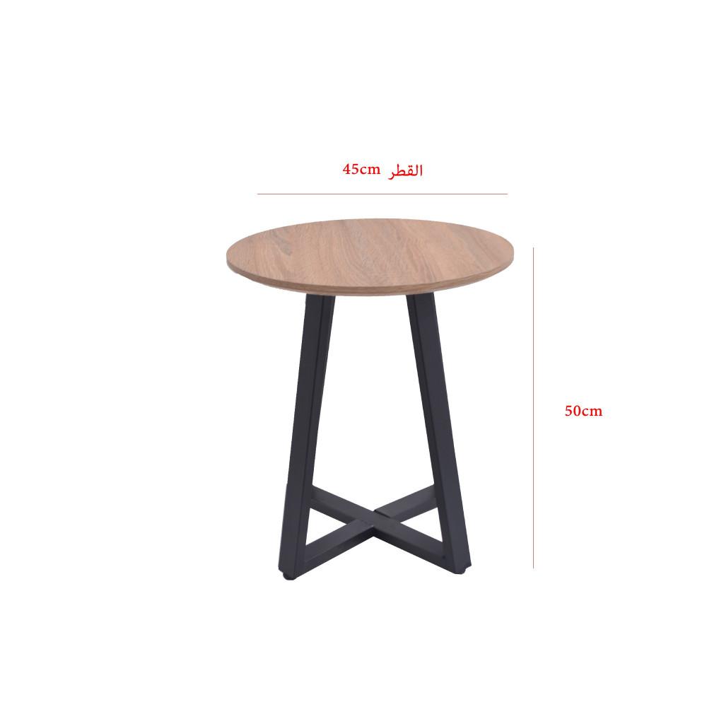 طاولة شاى خشبي مفرد من كاما C-CT302N