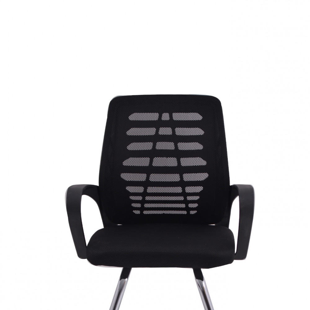 كرسي ثابت من كاما C-BA306V Black