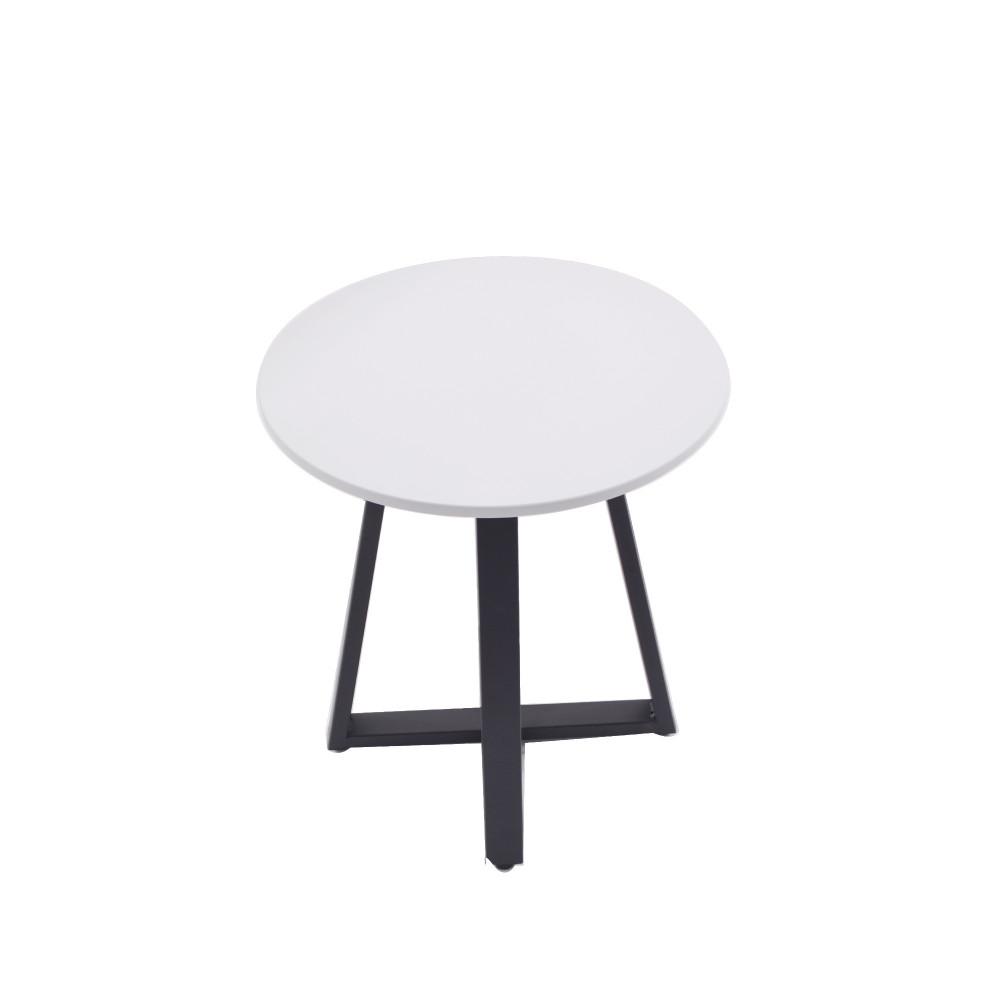 طاولة شاى ابيض مفرد من كاما C-CTW302