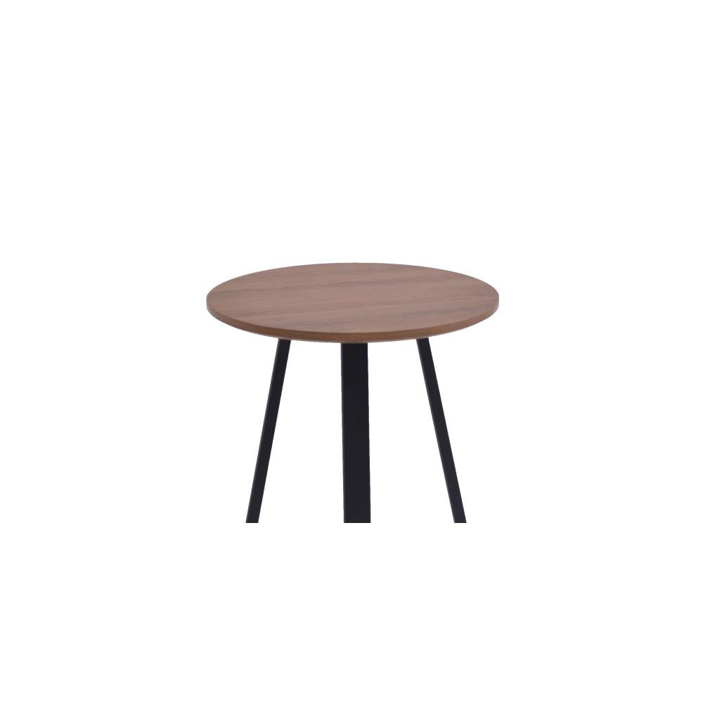 طاولة شاى بنى مفرد من كاما C-CT302P