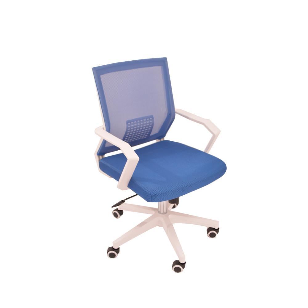 كرسي  دوار ازرق من كاما C-YM-920-BLUE