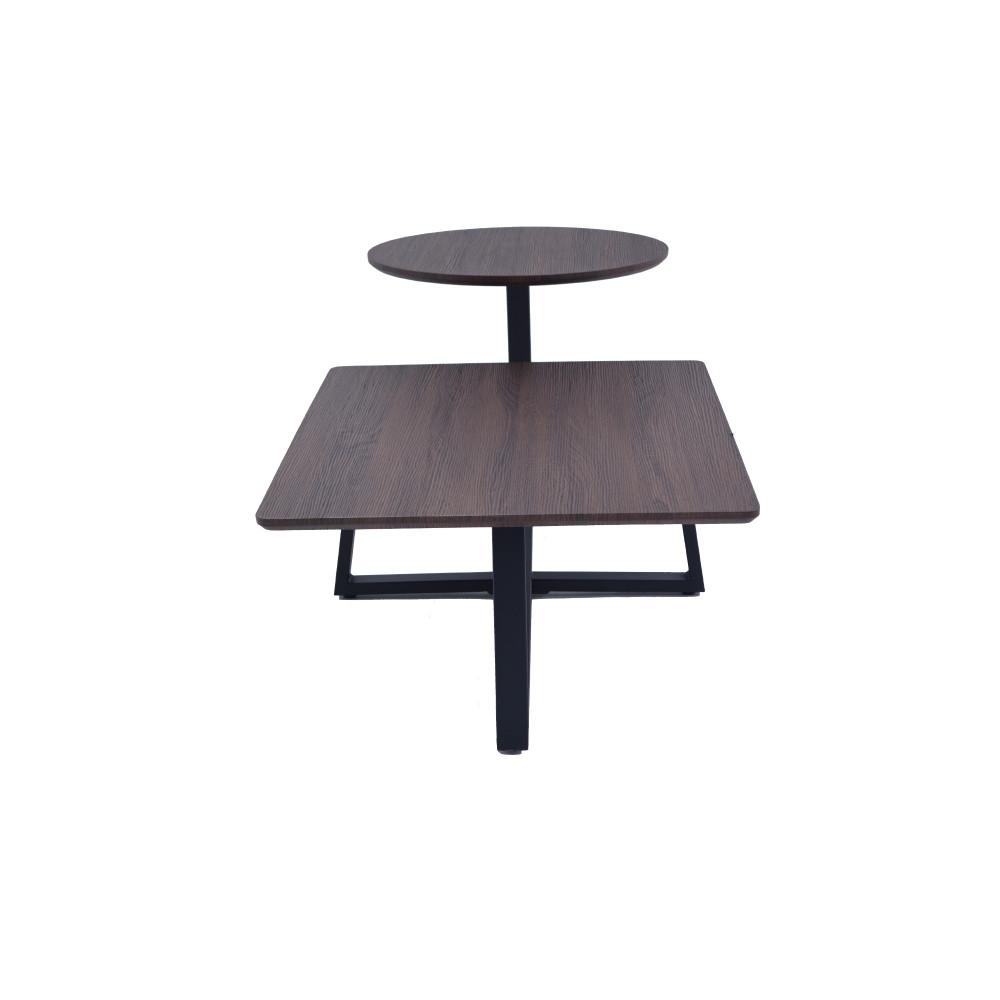 طاولة شاى مفرد بنى من كاما CCT-051