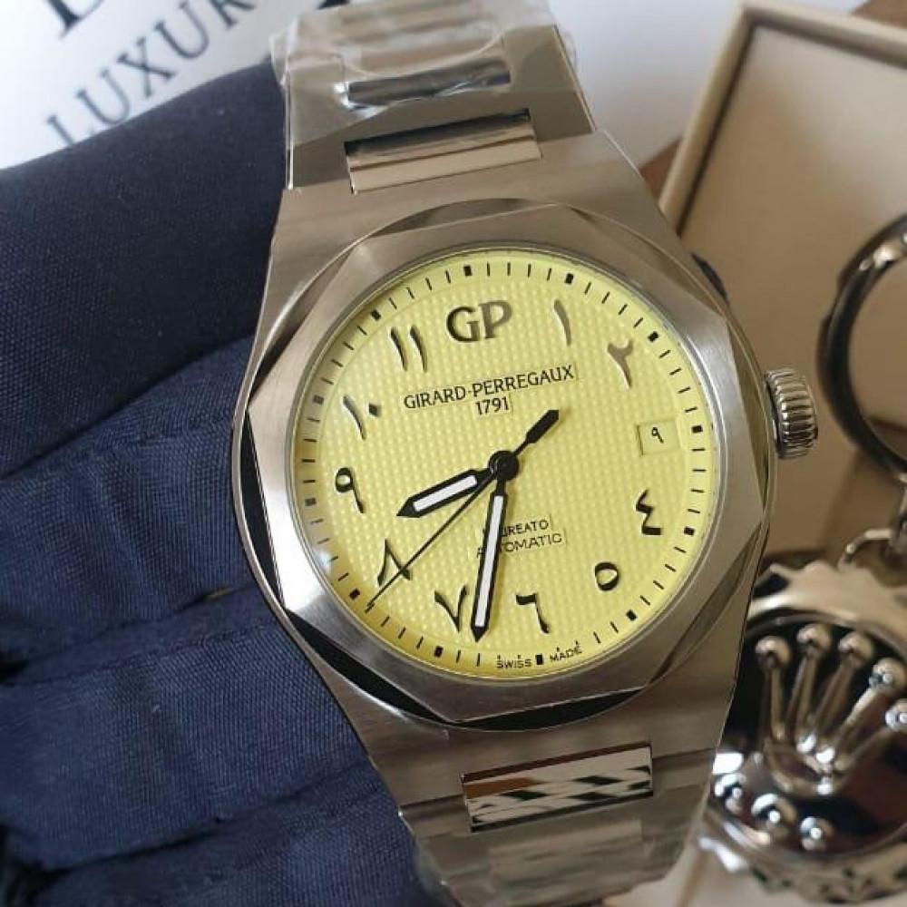 ساعة Girard Perregaux الأصلية جديدة تماما