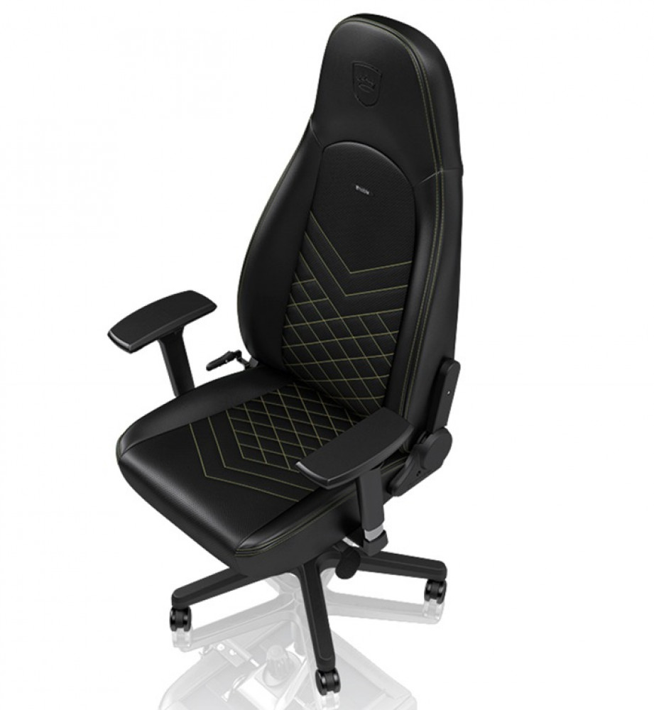 ICON Gaming Chair Black