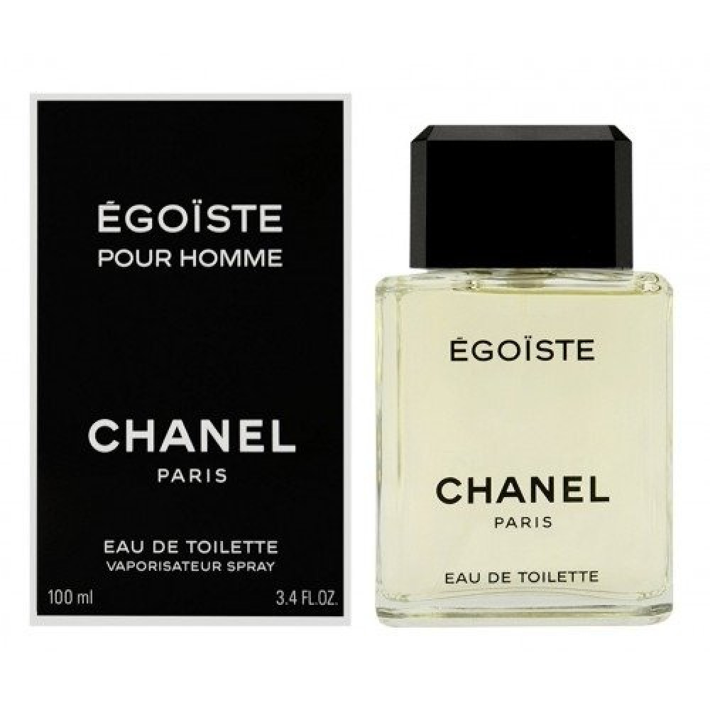 Chanel Egoiste Eau de Toilette 100ml متجر خبير العطور