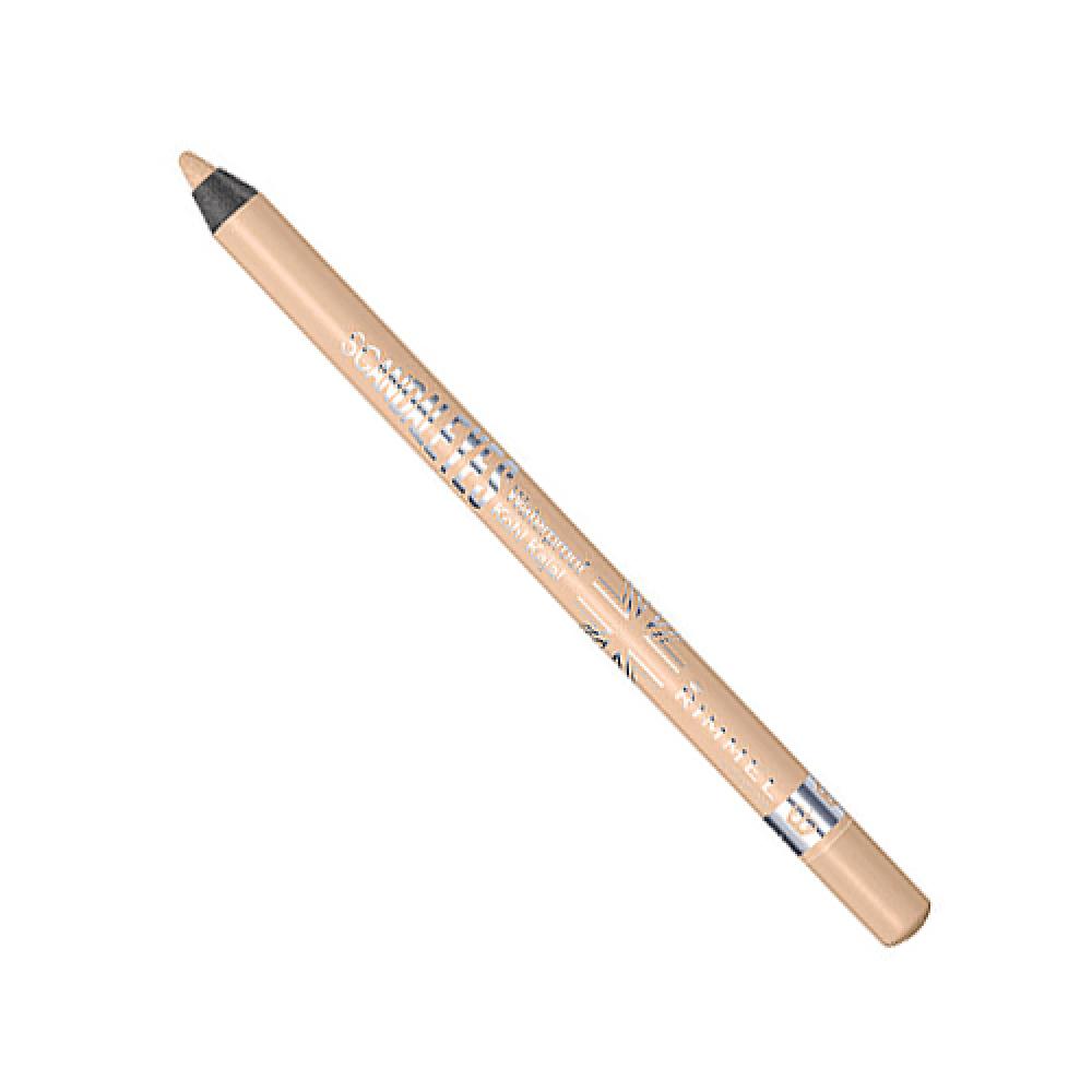قلم تحديد العين سكاندلايز مقاوم للماء من ريميل لندن - نود