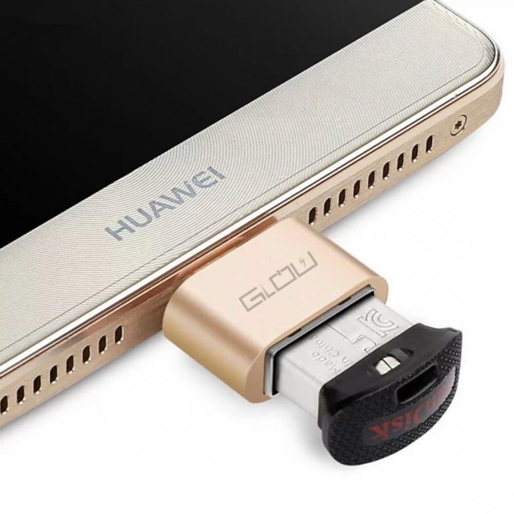 وصلة فلاش محول نقل البيانات MICRO USB