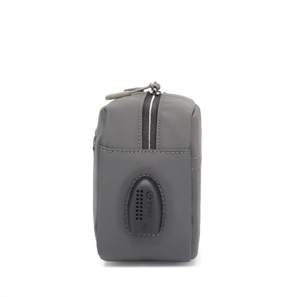 شنطة يد بمنفذ USB مقاومة للماء