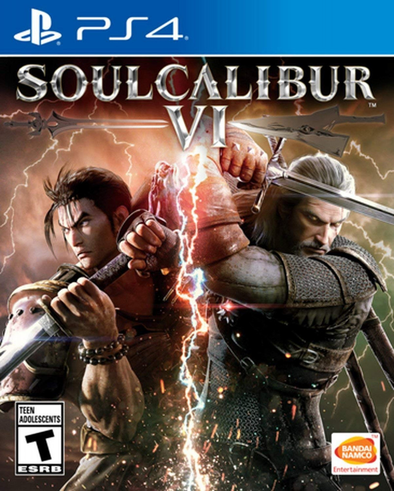 SOULCALIBUR VI-PlayStation 4