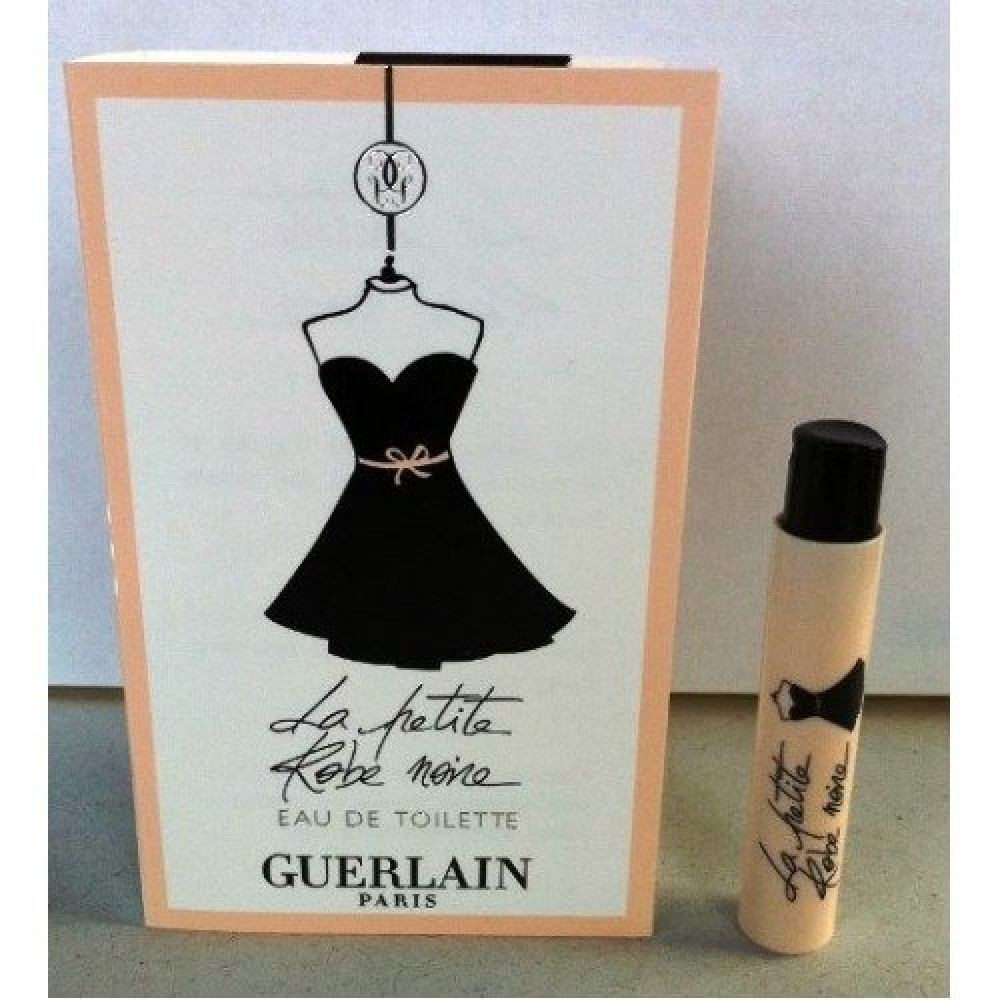 Guerlain La Petite Robe Noire  Toilette Sample 1ml متجر الخبير شوب