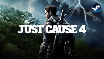 Just Cause 4 - الإصدار القياسي (مفتاح Steam)