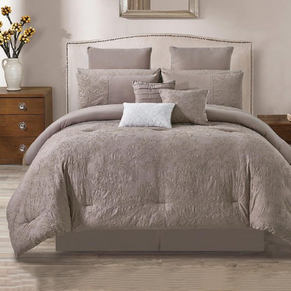 شرشف سرير مزدوج - متجر مفارش ميلين