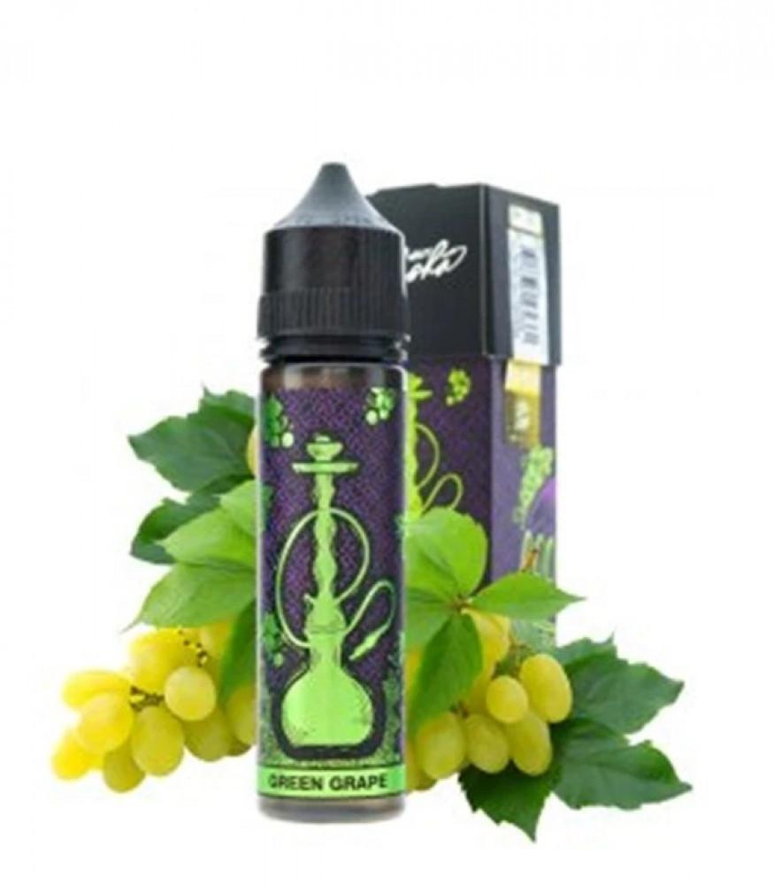 نكهة فيب ناستي عنب اخضر  NASTY Green Grape vape 6mg
