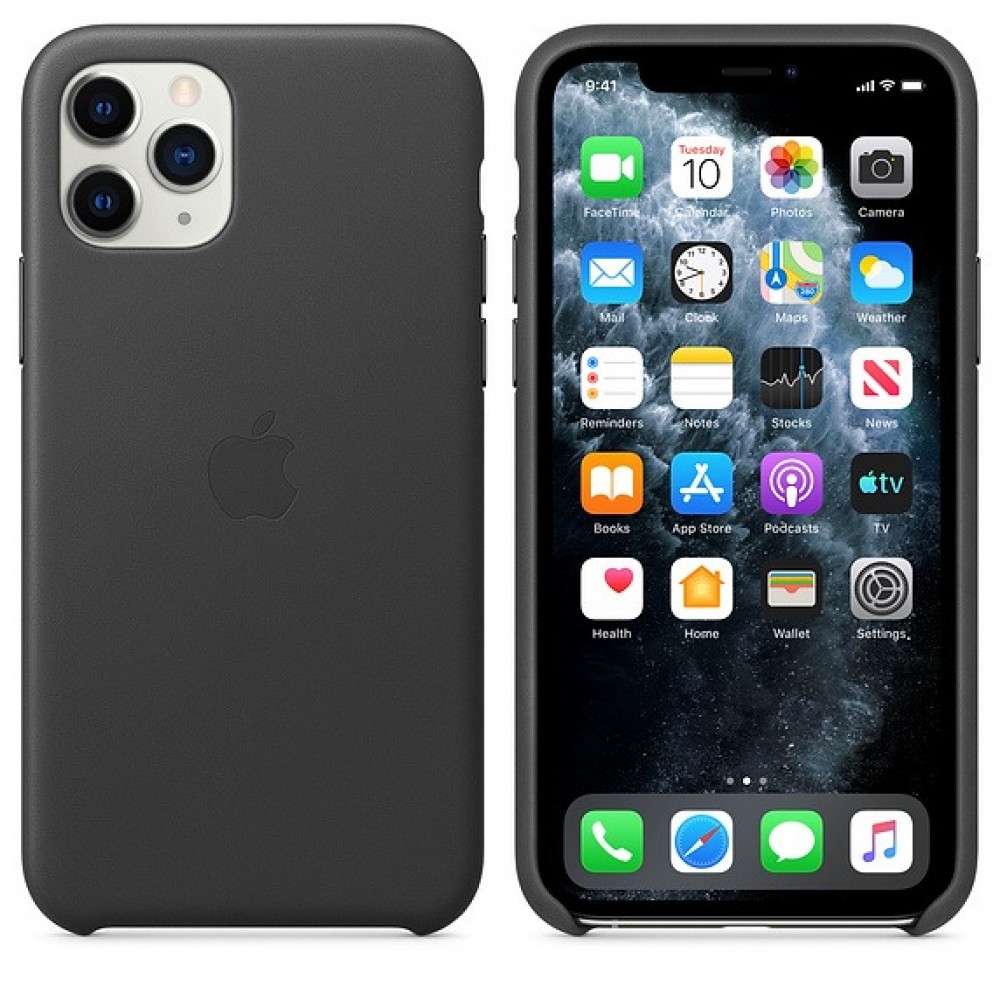 كفر iphone 11 pro black