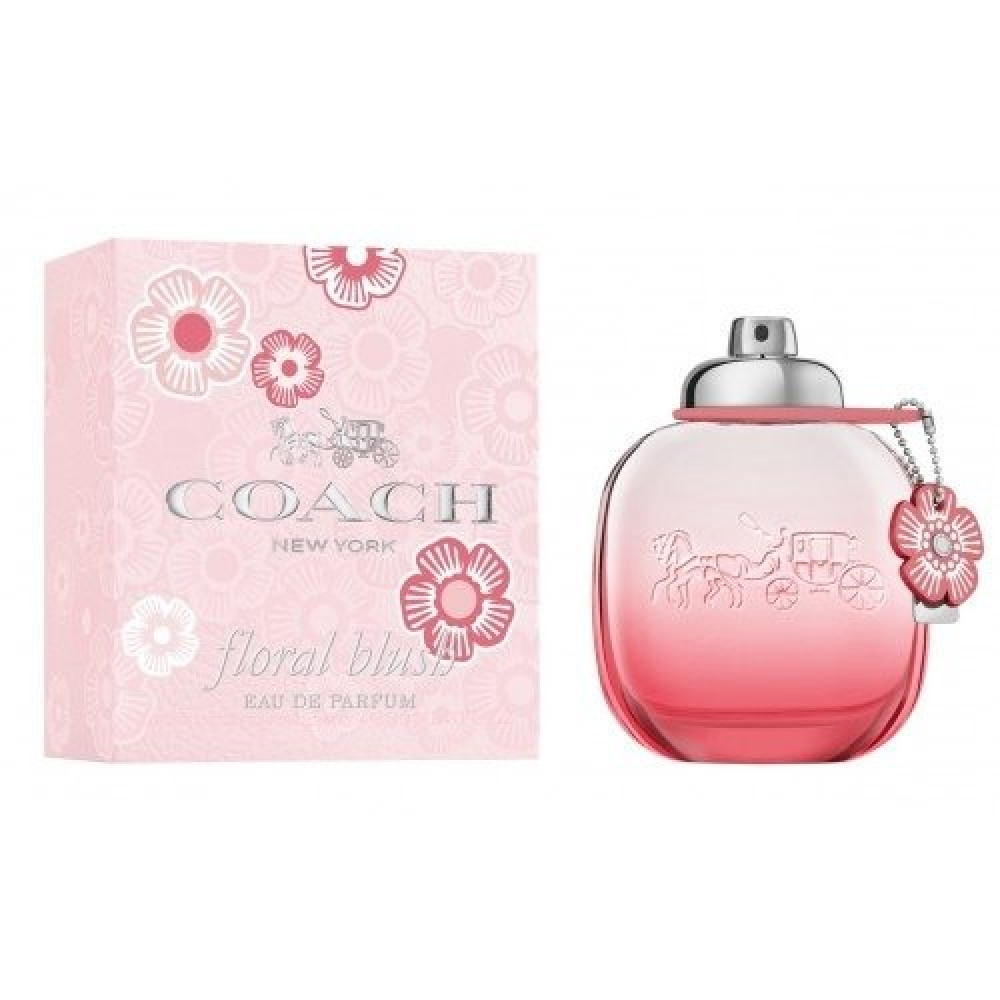 Coach New York Floral Blush Eau de Parfum 90ml خبير العطور