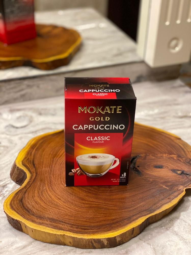 قهوة كابتشينو كلاسيك من موكاتي قولد