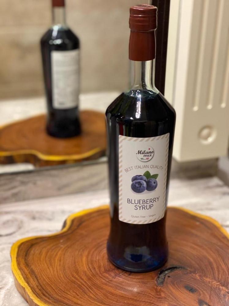 موهيتو نكهة التوت الازرق الايطالي