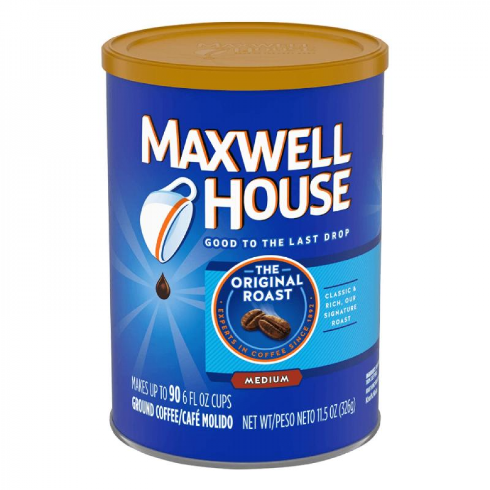 قهوة امريكيه ماكسويل هاوس مطحونه كلاسيك