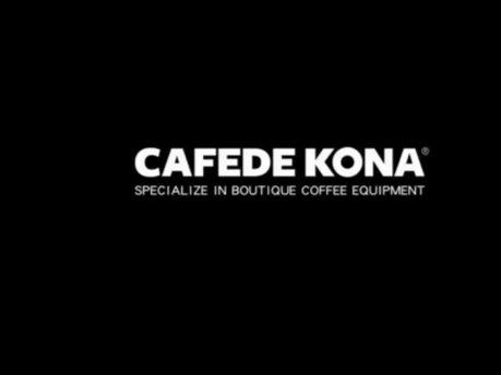 ادوات الباريستا من CAFEDE KONA