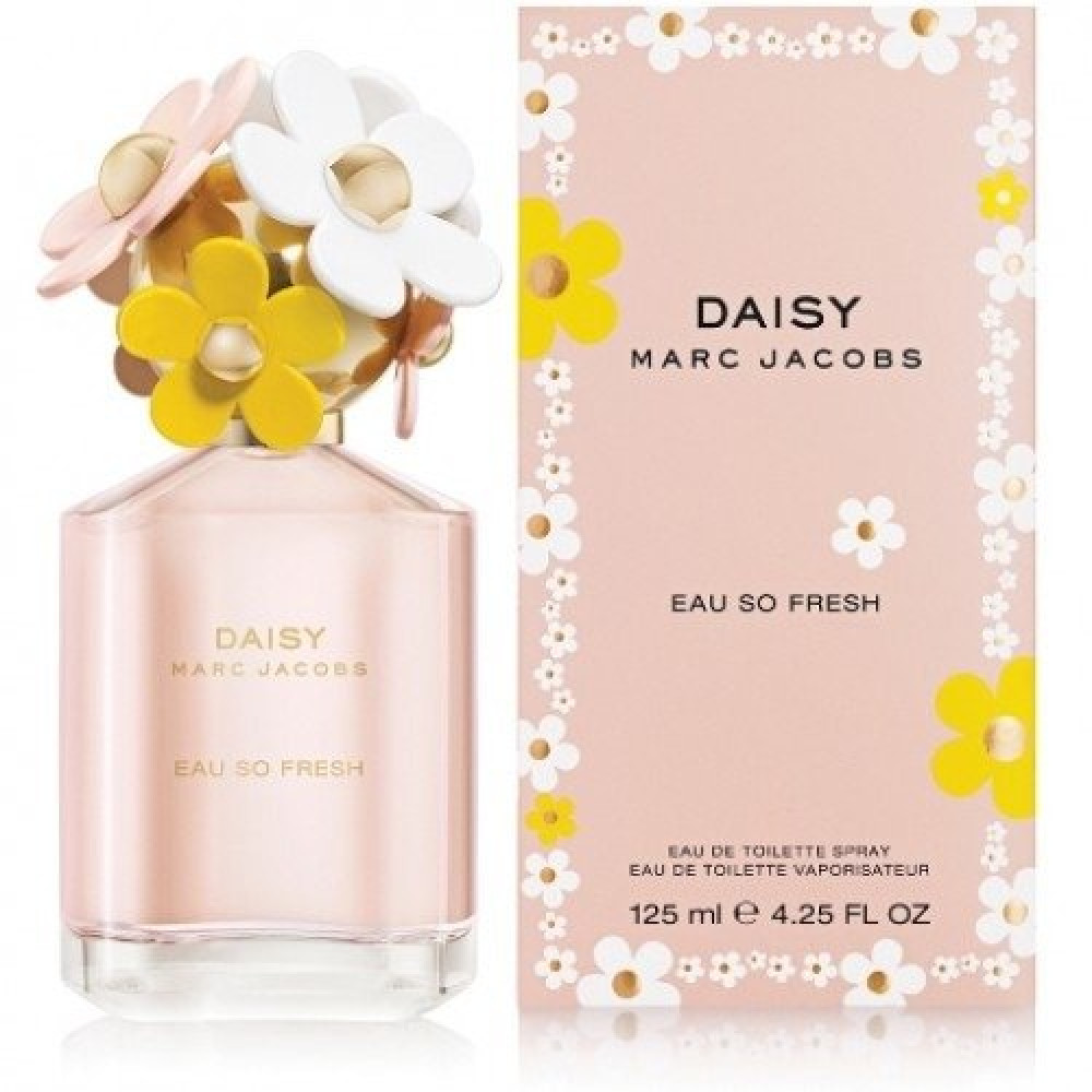 Marc Jacobs Daisy Eau So Fresh Eau de Toilette خبير العطور