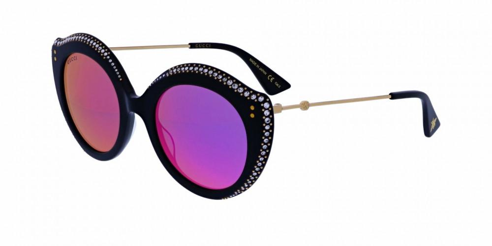 نظارة ماركة قوتشي الشمسية موديل GG0214S  002
