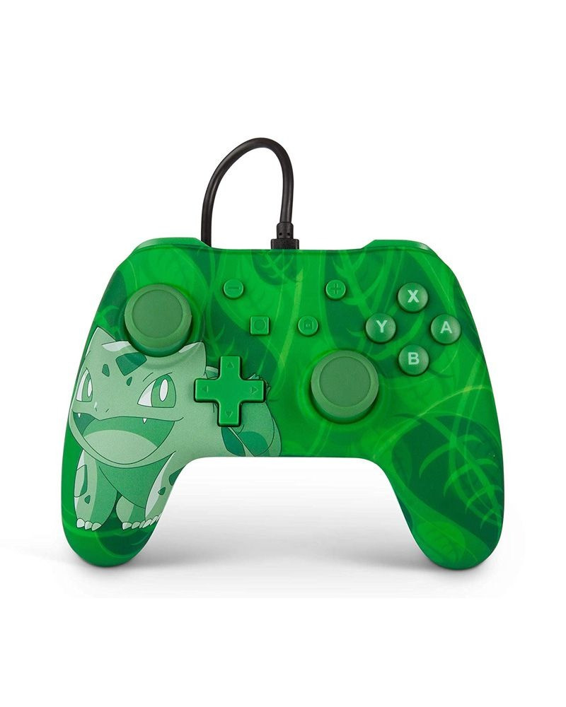 Nintendo Switch Wired Controller - Bulbasaur