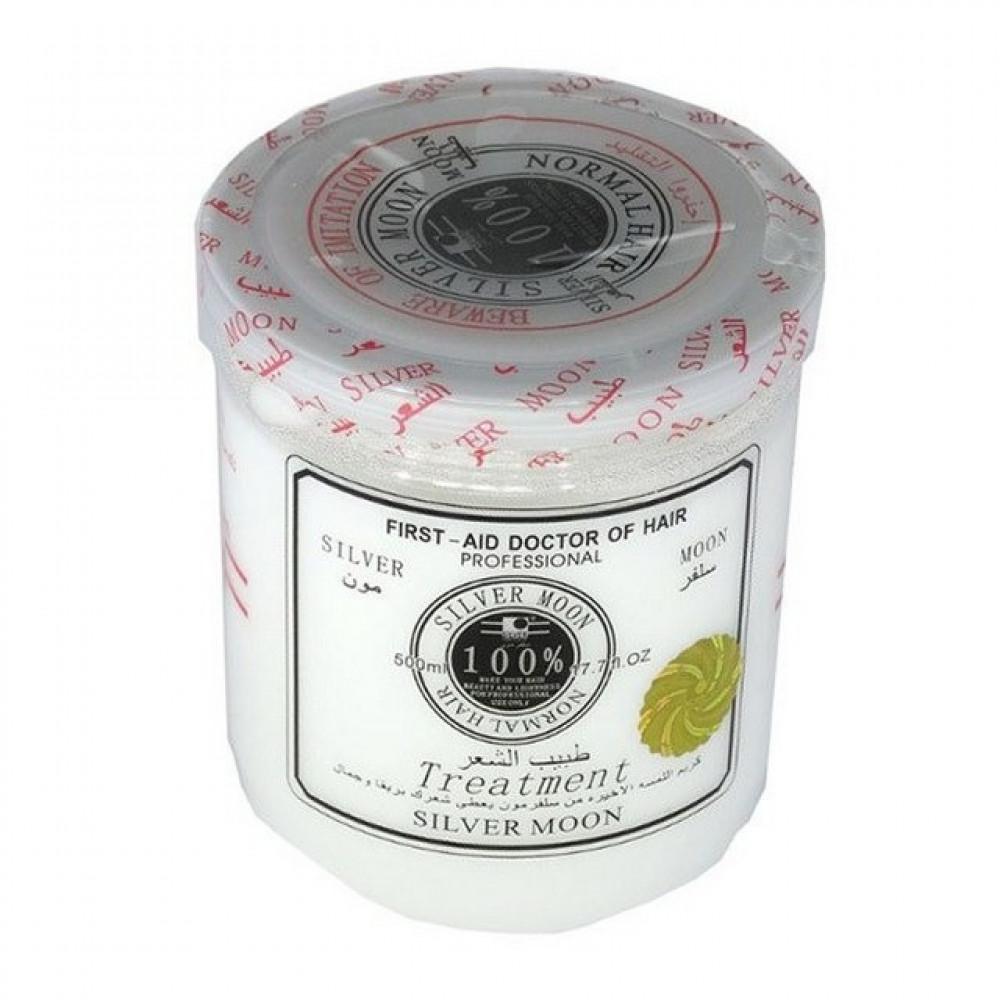 كريم طبيب الشعر الأصلي من سلفر مون 500 مل Silver Moon Hair Cream Origi