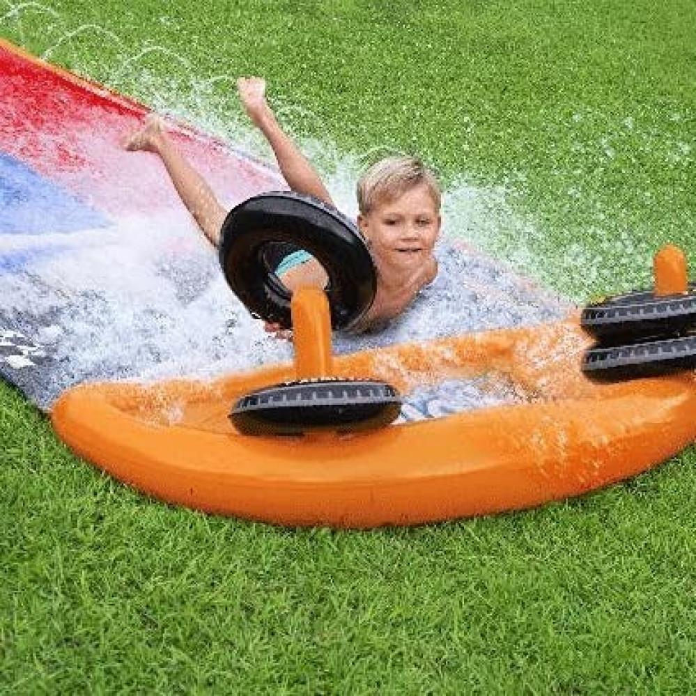 الزحليقة المائية المطورة للأطفال