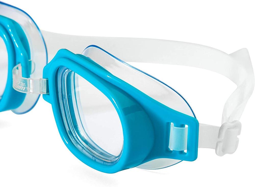 مجموعة الحماية  نظارة سباحة  سدادة أنف  سدادة أذن