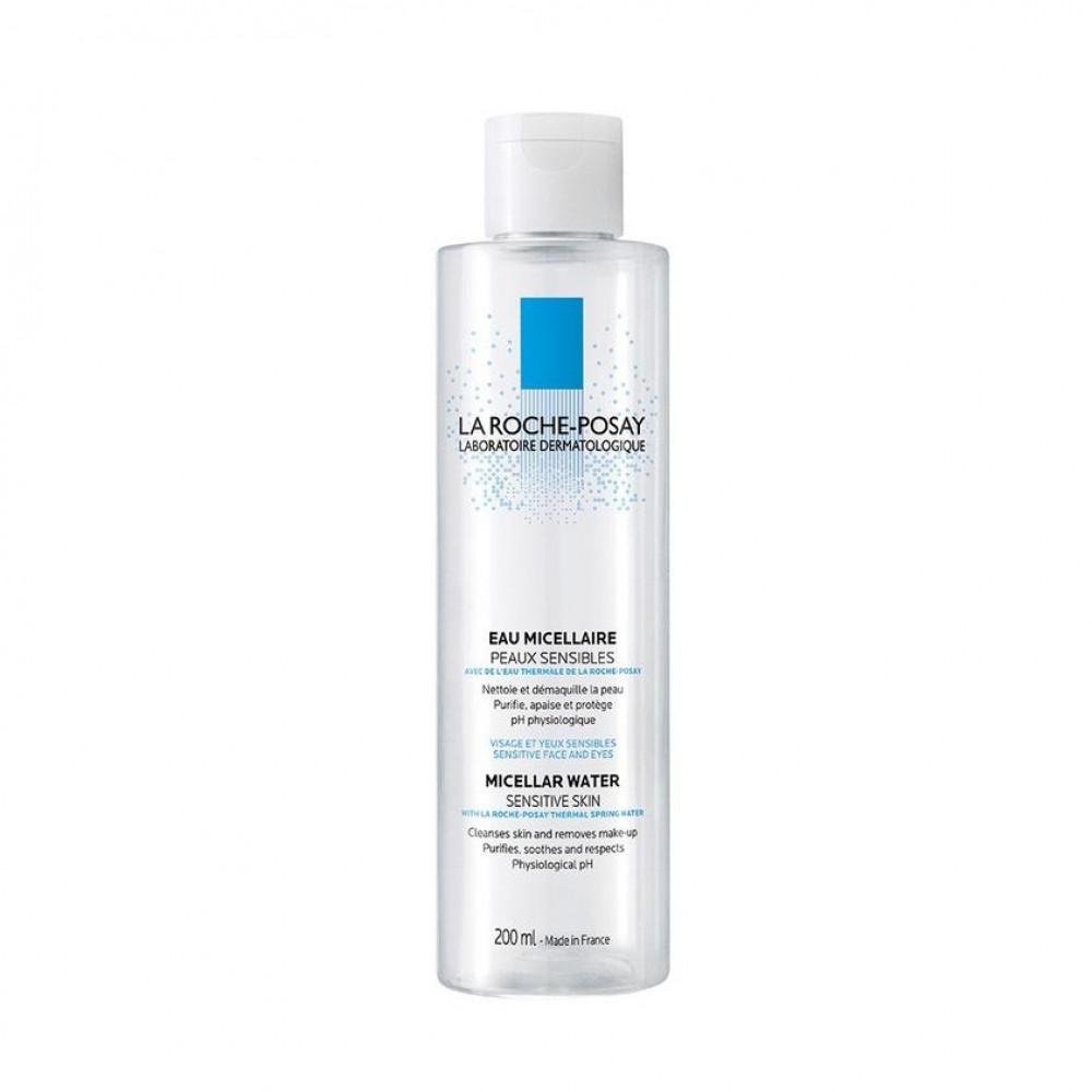 لاروش بوزيه مزيل مكياج الوجه للبشرة الحساسة La Roche Pouze Facial Make Up Remover For Sensitive Skin ربوع الميدان Rube Almmidan