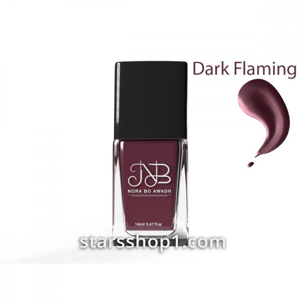 مناكير نوره بو عوض دارك فلامينق - Dark Flaming