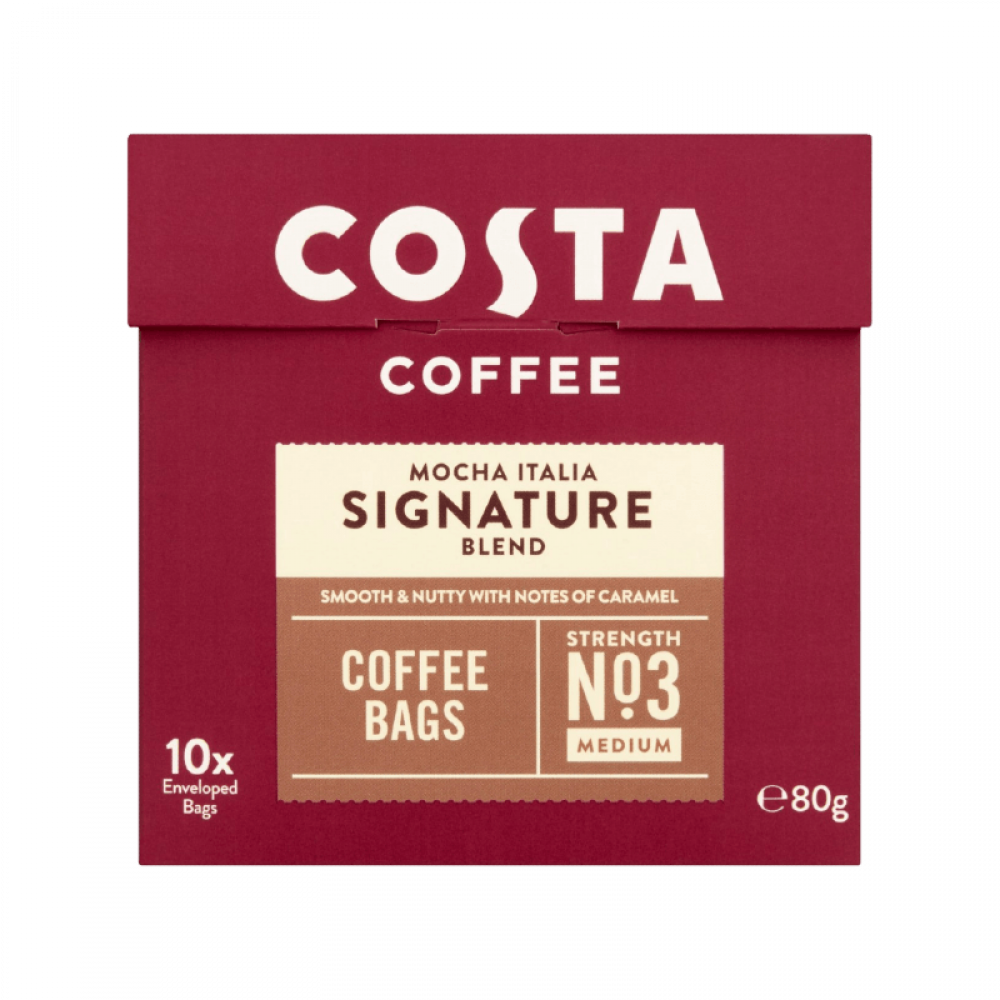 كوستا  أظرف قهوة سيجنتشر بلند