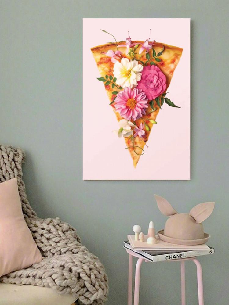 لوحة البيتزا خشب ام دي اف مقاس 40x60 سنتيمتر